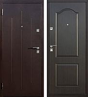 Входная дверь Йошкар Стройгост 7-2 Венге (86x206, левая) -