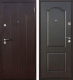 Входная дверь Йошкар Стройгост 7-2 Венге (96x206, правая) -