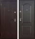 Входная дверь Йошкар Стройгост 7-2 Венге (96x206, левая) -