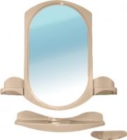 Комплект мебели для ванной Белпласт Купалинка с275-2830 (бежевый) -