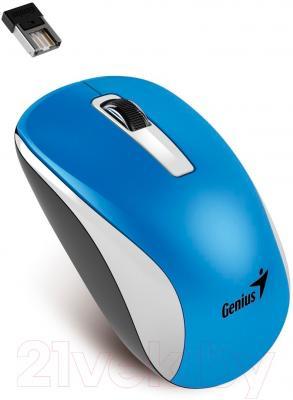 Мышь Genius NX-7010 (синий)