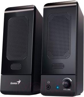 Мультимедиа акустика Genius SP-U120 (черный)