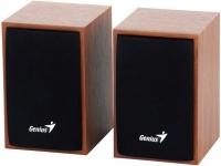 Мультимедиа акустика Genius SP-HF160 (дерево) -