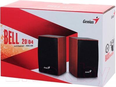 Мультимедиа акустика Genius SP-HF160 (дерево)
