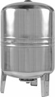 Гидроаккумулятор Unipump Вертикальный 100л (нержавеющая сталь) -