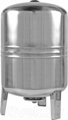 Гидроаккумулятор Unipump Вертикальный 100л (нержавеющая сталь)