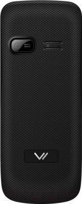 Мобильный телефон Vertex D504 (черный)