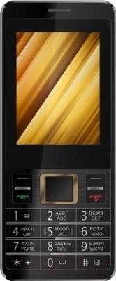 Мобильный телефон Vertex D507 (черный/золото)