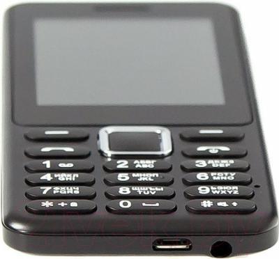 Мобильный телефон Vertex D511 (черный)