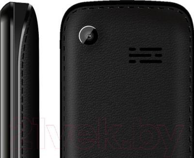 Мобильный телефон Vertex M107 (черный)