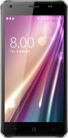 Смартфон Vertex Impress Max (темно-синий/серебро) -