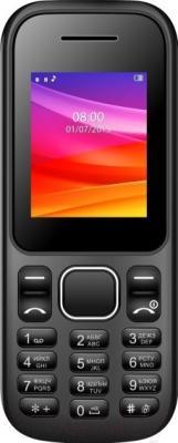 Мобильный телефон Vertex M105 (черный)