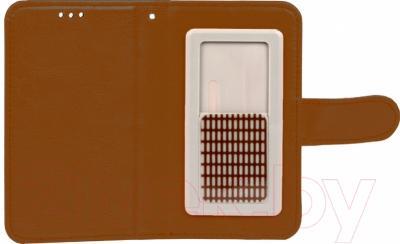 Чехол-книжка Atomic 40096 (светло-коричневый)