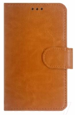 Чехол-книжка Atomic 40011 (оранжевый)
