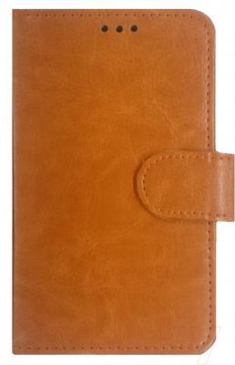 Чехол-книжка Atomic 40061 (светло-коричневый)