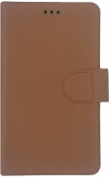 Чехол-книжка Atomic 40007 (темно-коричневый) -