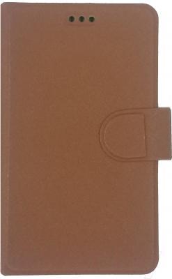 Чехол-книжка Atomic 40007 (темно-коричневый)