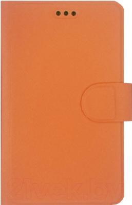 Чехол-книжка Atomic 40009 (оранжевый)
