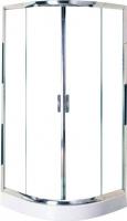 Душевой уголок Belezzo HX-107 90x90 (хром/прозрачное стекло) -