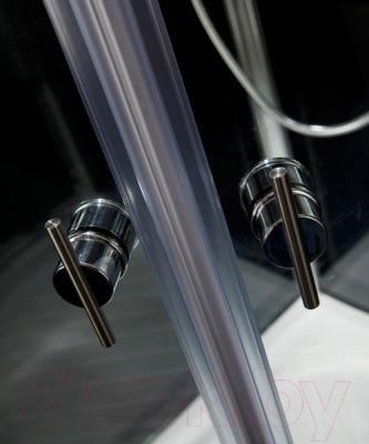 Душевой уголок Belezzo HX-122 90x90 (хром/прозрачное стекло)