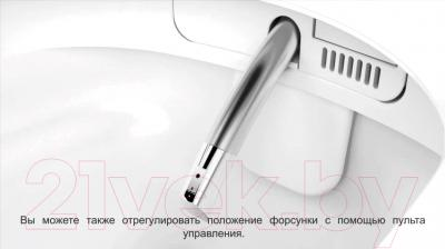 Унитаз подвесной VitrA V-Care Basic (5674B003-6103) - особенность использования