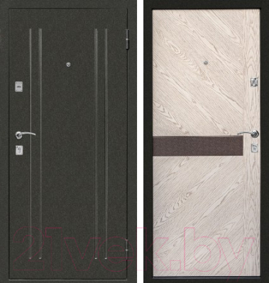 Входная дверь Магна МД-72 (86x205, правая)