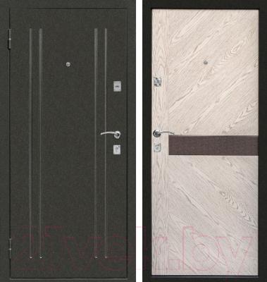 Входная дверь Магна МД-72 (96x205, левая)