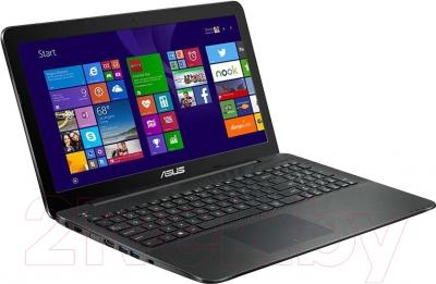 Ноутбук Asus X554LD-XO652H