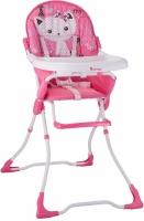 Стульчик для кормления Lorelli Candy Pink Kitten (10100211612) -