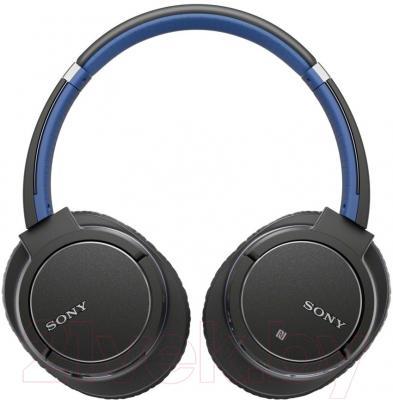Наушники-гарнитура Sony MDR-ZX770BNL (синий)