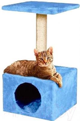 Домик с когтеточкой Lilli Pet Lilli Boy 20-8114 (синий)