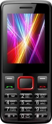 Мобильный телефон Vertex D506 (черный/красный)