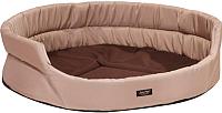 Лежанка для животных Lilli Pet Exclusive AMI409 (L, бежевый) -