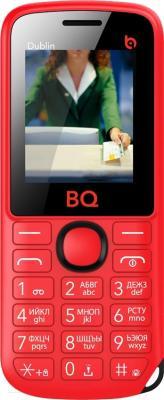 Мобильный телефон BQ Dublin BQM-1818 (красный)