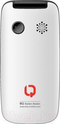 Мобильный телефон BQ Baden-Baden BQM-2000 (белый)