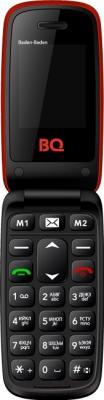 Мобильный телефон BQ Baden-Baden BQM-2000 (красный)