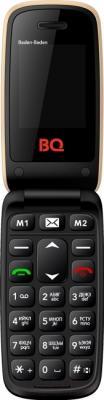 Мобильный телефон BQ Baden-Baden BQM-2000 (золотой)