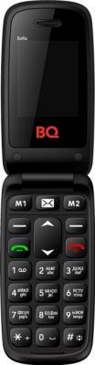 Мобильный телефон BQ Sofia BQM-2001 (черный)