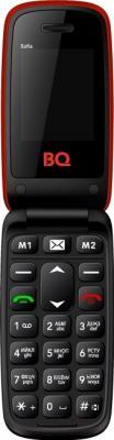 Мобильный телефон BQ Sofia BQM-2001 (красный)