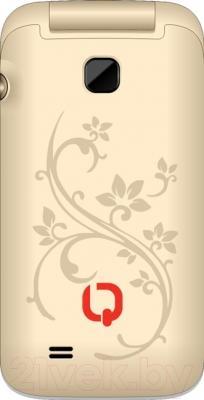 Мобильный телефон BQ Taipei BQM-2400 (золотой)