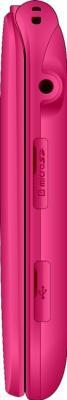 Мобильный телефон BQ Taipei BQM-2400 (розовый)