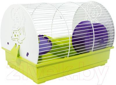 Клетка для грызунов Voltrega Jaula Hamster Ruso 001111B