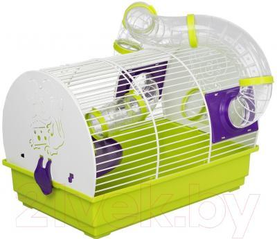 Клетка для грызунов Voltrega Jaula Hamster Ruso 001112B