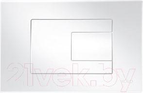 Кнопка для инсталляции Kolo Fusion K94124-001 (белый)