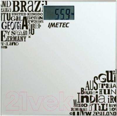 Напольные весы электронные Imetec 5661U