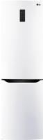 Холодильник с морозильником LG GA-B379SQQL -