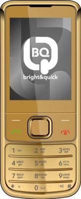 Мобильный телефон BQ Nokianvirta BQM-2267 (золотой)