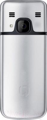 Мобильный телефон BQ Nokianvirta BQM-2267 (серебристый)