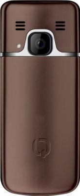 Мобильный телефон BQ Nokianvirta BQM-2267 (коричневый)