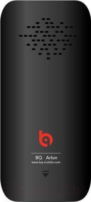 Мобильный телефон BQ Arlon BQM-1802 (черный)